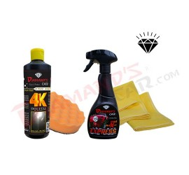 POLISH LIQUIDE DE RENOVATION CARROSSERIE 500ML