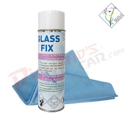PACK KOALA GLASSFIX 500ML + MICROFIBRE 40x40CM