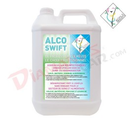 ALCOSWIFT DESINFECTANT SURFACES ALIMENTAIRE 5L