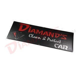BACHE DIAMAND'S CAR 180X60CM