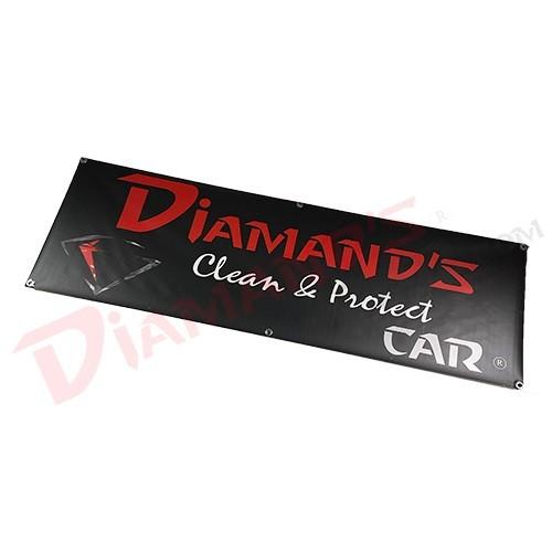 BACHE DIAMAND'S CAR 180X60CM