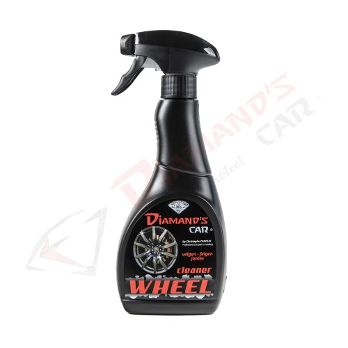NETTOYANT JANTES WHEEL CLEANER 500ML